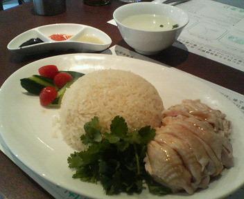 海南鶏飯食堂1
